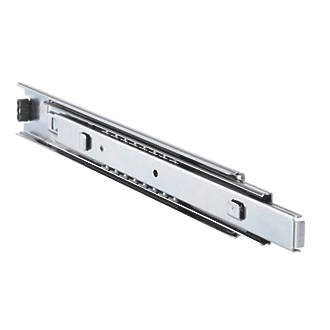 Image of Hafele Ball Bearing Drawer Runners 350mm 2 Pack