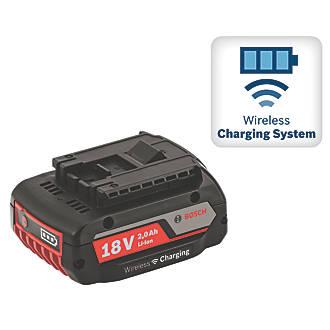 Image of Bosch GBA WLC 18V 2.0Ah Li-Ion Wireless Charging Battery
