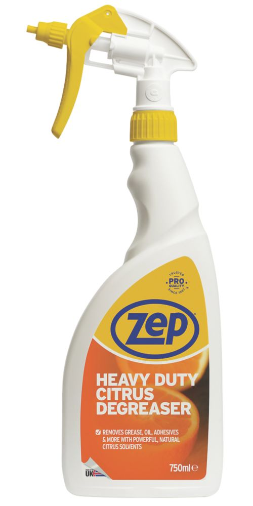 Image of Zep Commercial Citrus Heavy Duty Degreaser 750ml