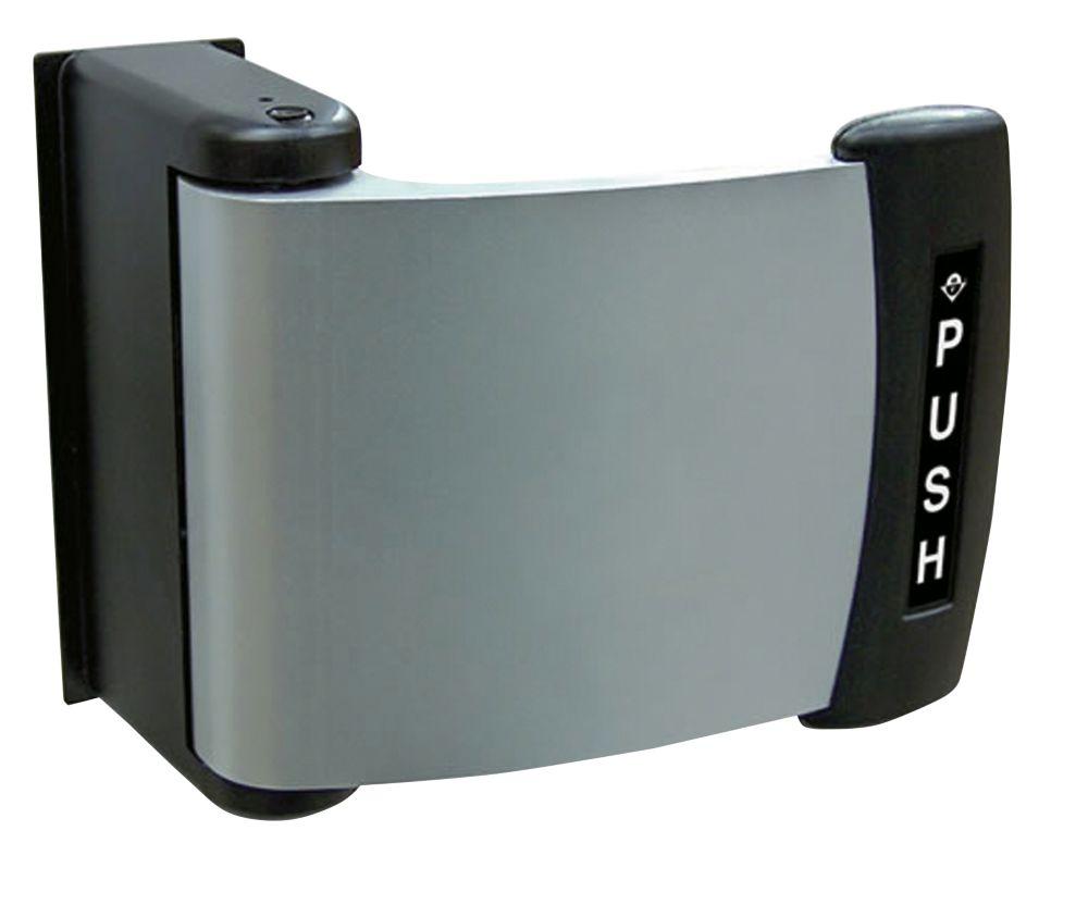 Image of Union 4591-04-01-628 Adams Rite Metal Door Right-Hand Paddle Handle