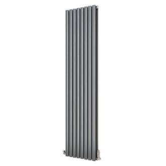 designer radiators for kitchens. Ximax Fortuna Duplex Designer Radiator Anthracite 1800 x 472mm Vertical Radiators  Screwfix com