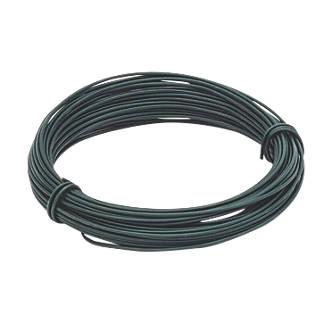 Image of Apollo PVC-Coated Garden Wire 15m