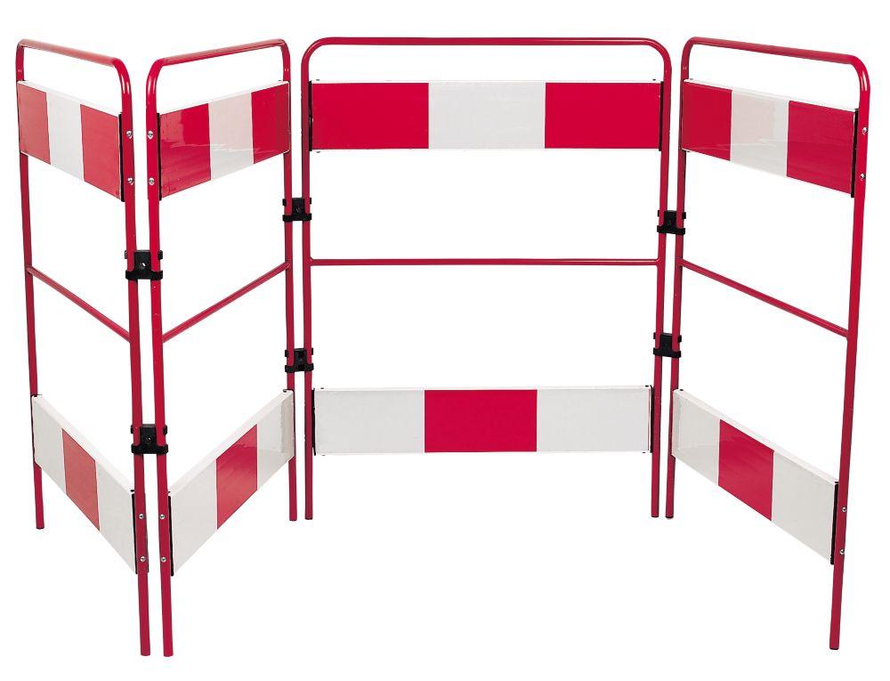 Image of JSP 4-Gate Assembled Barrier