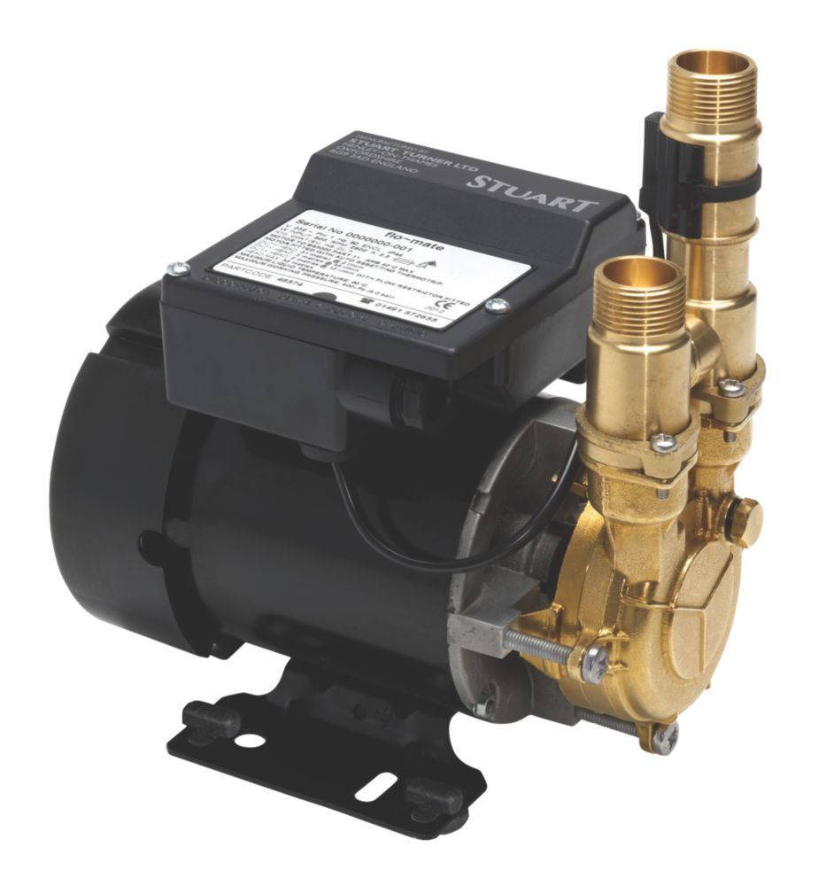 Image of Stuart Turner Flomate Booster Mains Water Boosting Pump 1.5bar