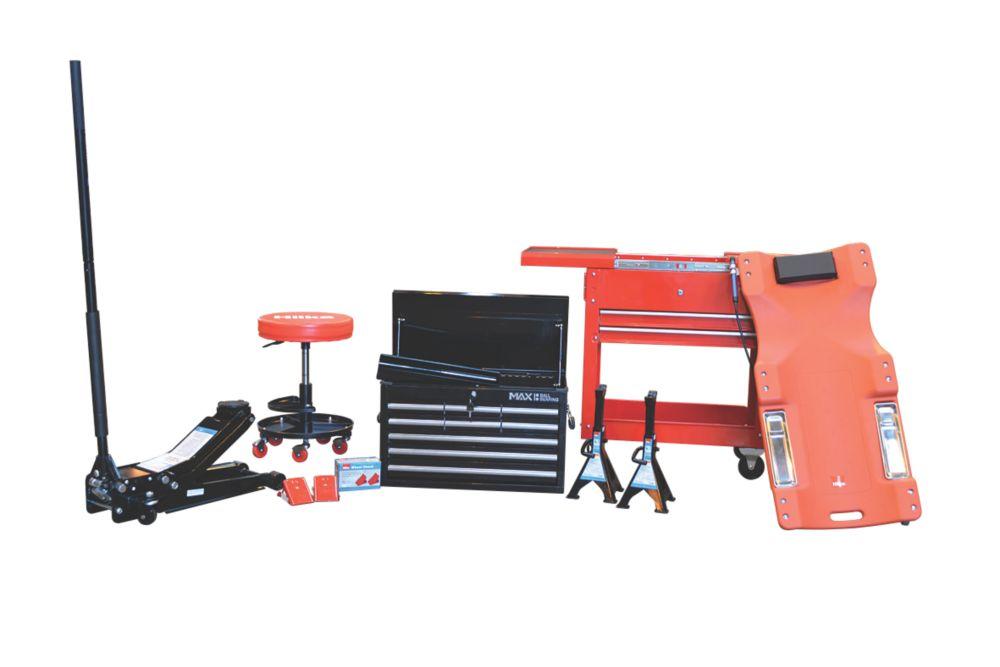 Image of Hilka Pro-Craft Professional Workshop Kit 7 Piece Set