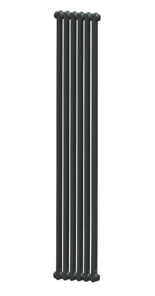 Image of Acova Classic 2-Column Vertical Radiator 2000 x 306mm Volcanic
