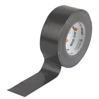 Image of Duck Original Cloth Tape 50 Mesh Black 50mm x 50m