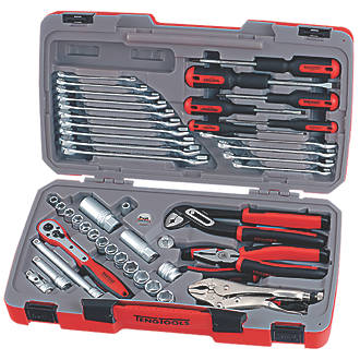 "Image of Teng Tools 3/8"" Drive Socket & Tool Set 48 Pieces"