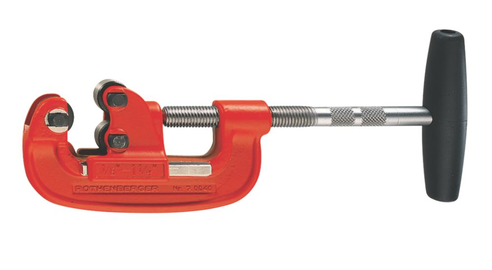 Image of Rothenberger 10-42mm Manual Steel Pipe Cutter