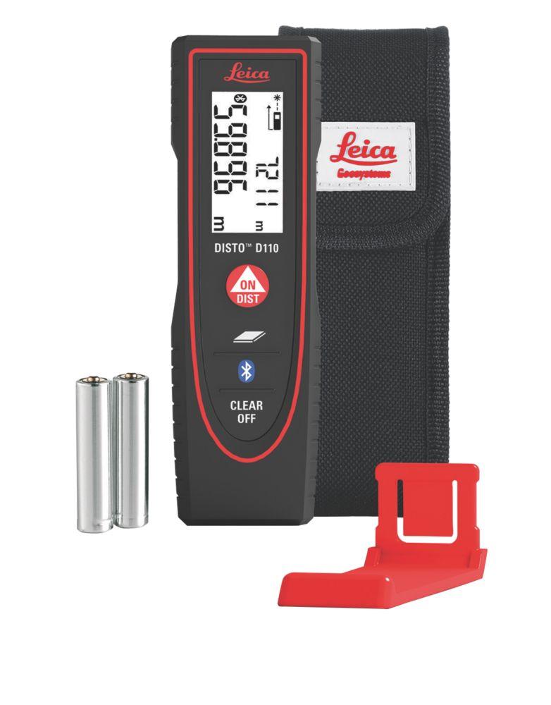 Image of Leica DISTO D110 Laser Distance Measurer