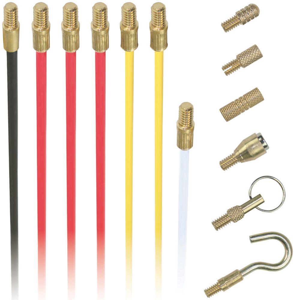 Image of Super Rod Cable Rod Set 6Pcs