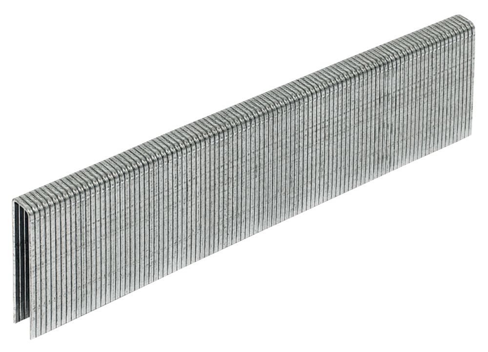 Image of Tacwise 91 Series Divergent Point Staples Galvanised 30 x 5.95mm 1000 Pack