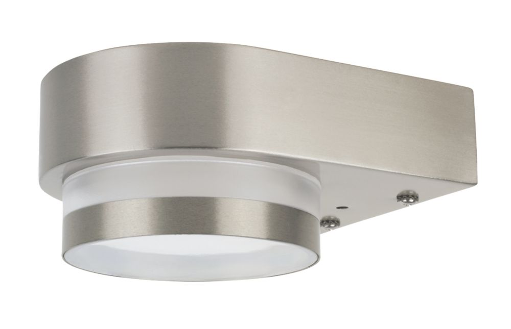 Image of Ranex Uma Stainless Steel Outdoor LED Wall Light 300lm 5W
