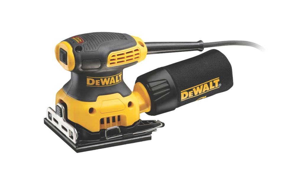 Image of DeWalt DWE6411-LX Sheet Palm Sander 110V