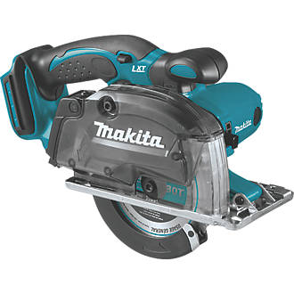 Image of Makita DCS552Z 136mm 18V Li-Ion LXT Cordless Circular Saw - Bare