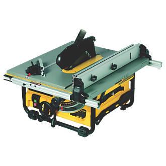 Dewalt dw745 lx 250mm table saw 110v table saws screwfix greentooth Images