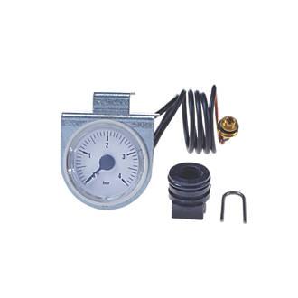 Image of Biasi Advance Plus Boiler External Pressure Gauge Kit