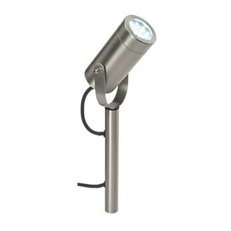 Bronx Integrated LED Spike Light Cool White 3 5W