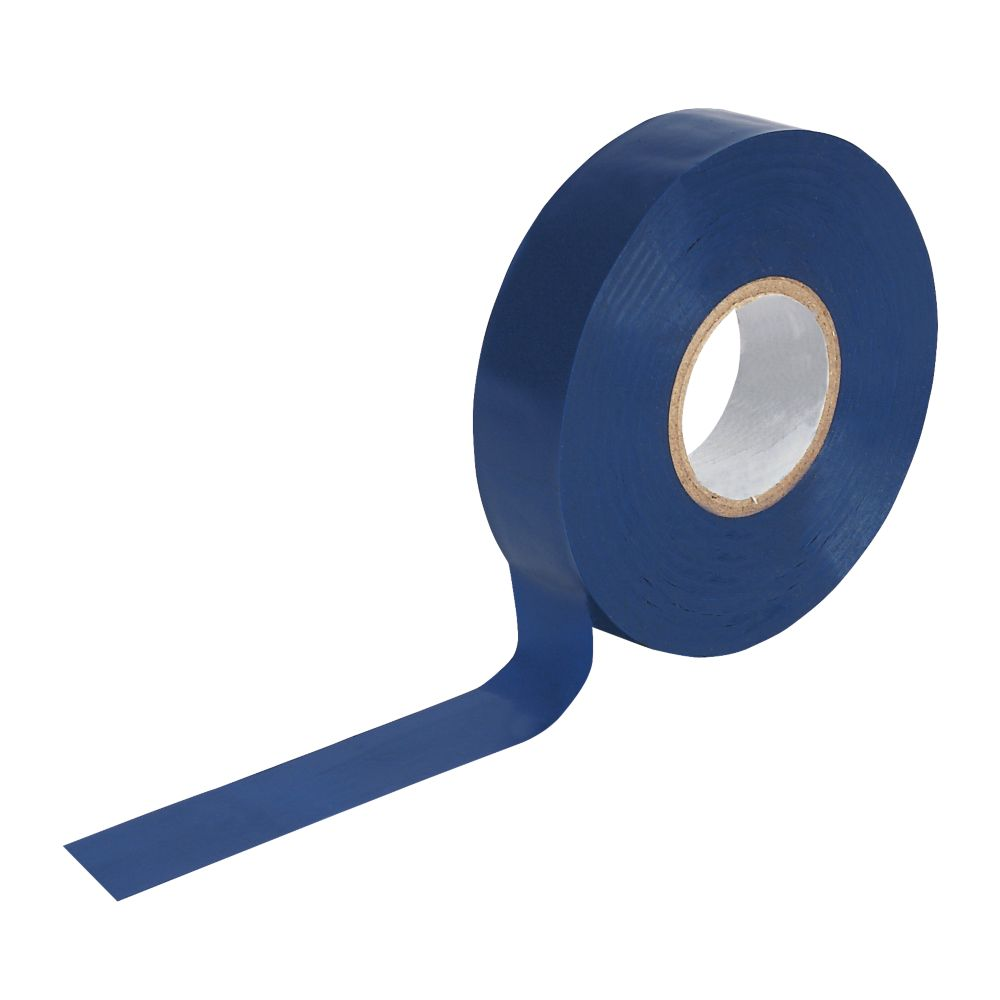 Image of Insulating Tape Blue 19mm x 33m