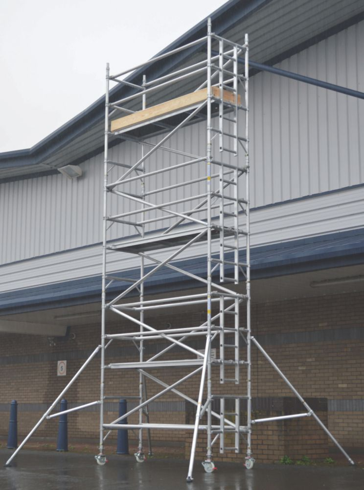 Image of Lyte SF25NW67 Helix Narrow Width Industrial Tower 6.7m
