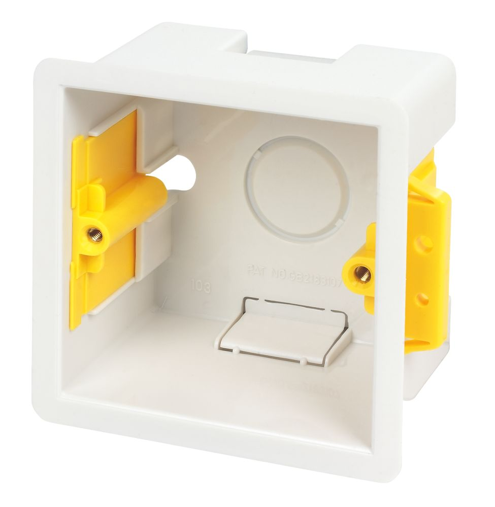 Image of Appleby 1 Gang 47mm Dry Lining Box