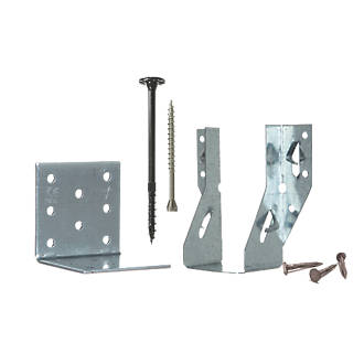 Image of Simpson Strong-Tie KDK1E Decking Fixing Kit 642 Piece Set
