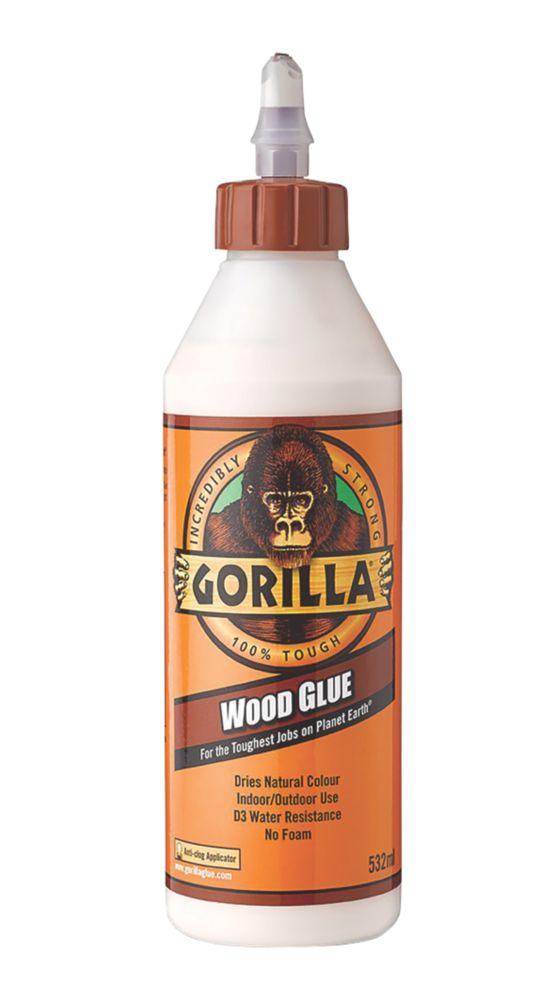 Image of Gorilla Glue Wood Glue 532ml