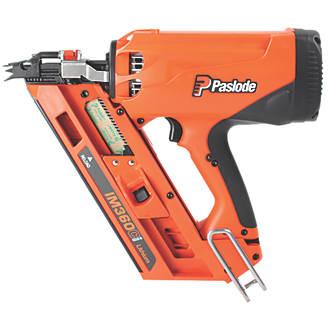 Image of Paslode IM360Ci 90mm 7.4V 2.1Ah Li-Ion First Fix Cordless Gas Nail Gun