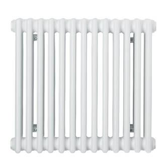 Image of Acova 3-Column Horizontal Radiator 500 x 628mm White