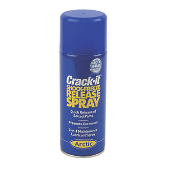 Image of Arctic Products Crack-it Shock Release Spray 400ml
