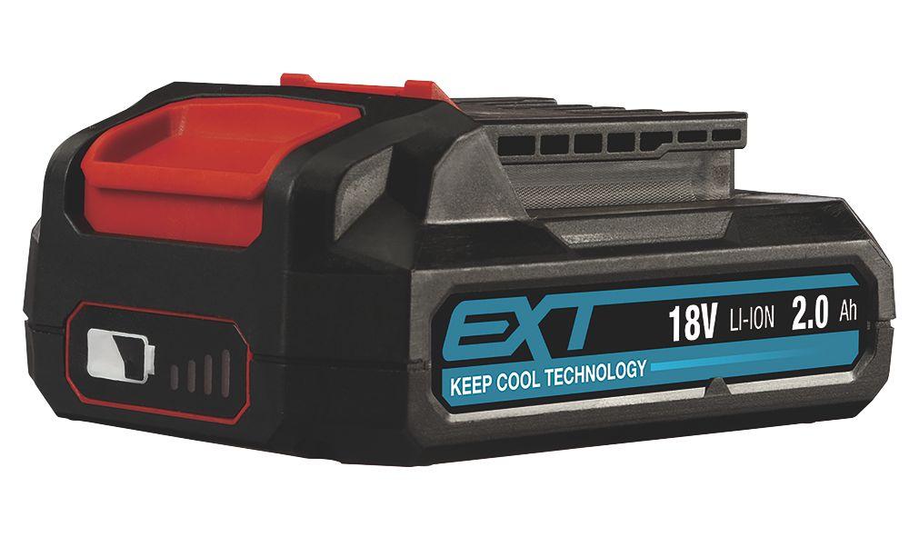 Image of Erbauer EBAT18-Li-2 18V 2.0Ah Li-Ion EXT Battery