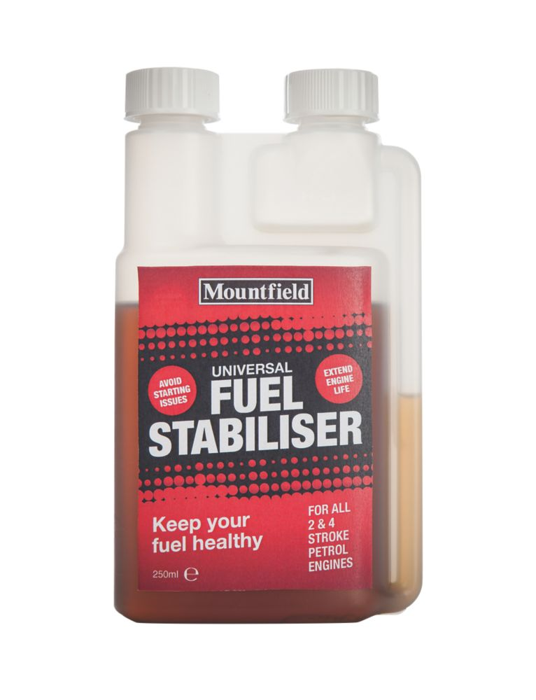 Image of Mountfield MS1220 Universal Fuel Stabiliser 250ml