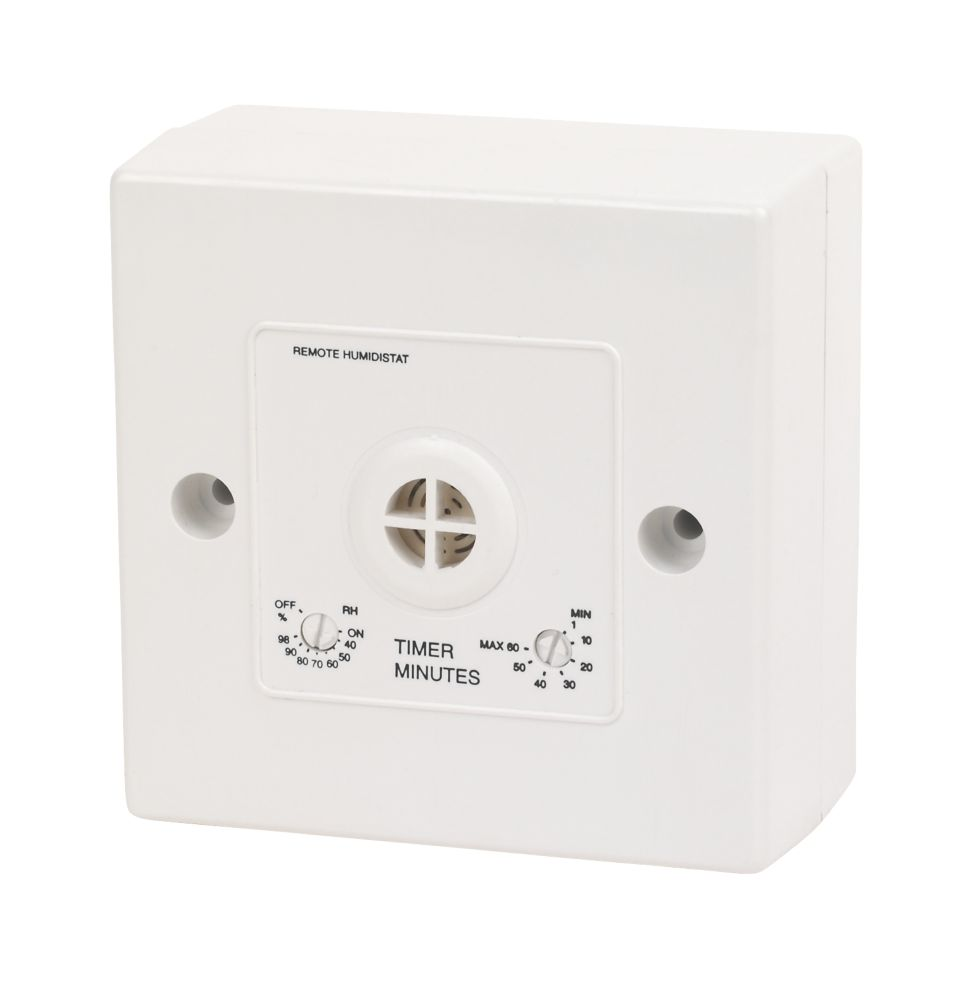 Image of Manrose 1351 Remote Bathroom Fan Timer Control