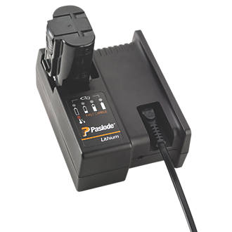 Image of Paslode 018882 7.4V Li-Ion All-in-One Li-Ion Battery Charger