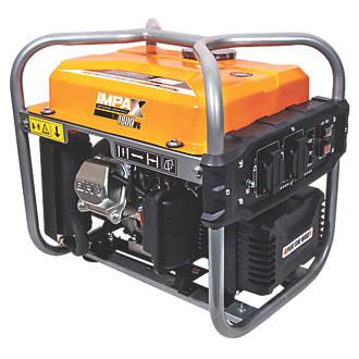 Image of IMPAX IM1800IFG 1800W Inverter Frame Generator 240V