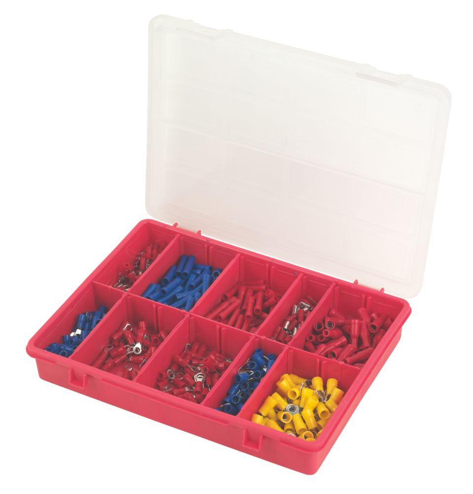 Image of Crimp Terminals Pack 500 Piece Set