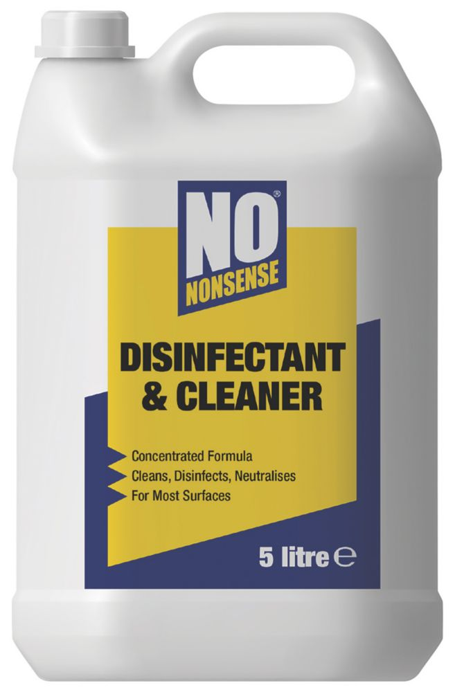 Image of No Nonsense Disinfectant & Cleaner 5Ltr