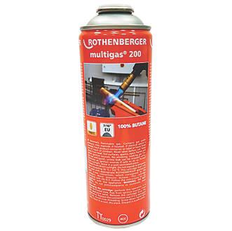 Image of Rothenberger Butane Gas Cylinder 277g