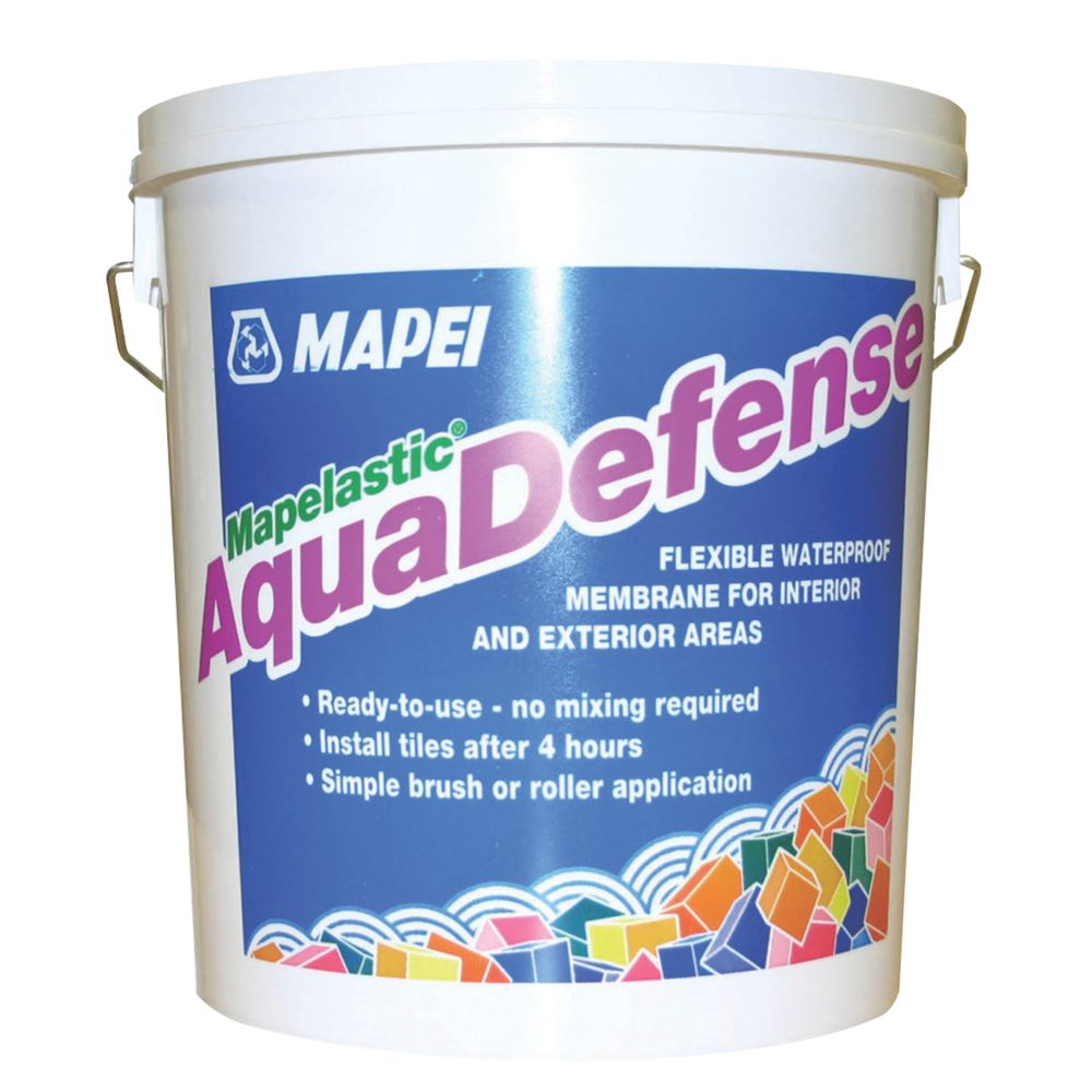 Image of Mapei AquaDefense Waterproofing Membrane 7.5kg