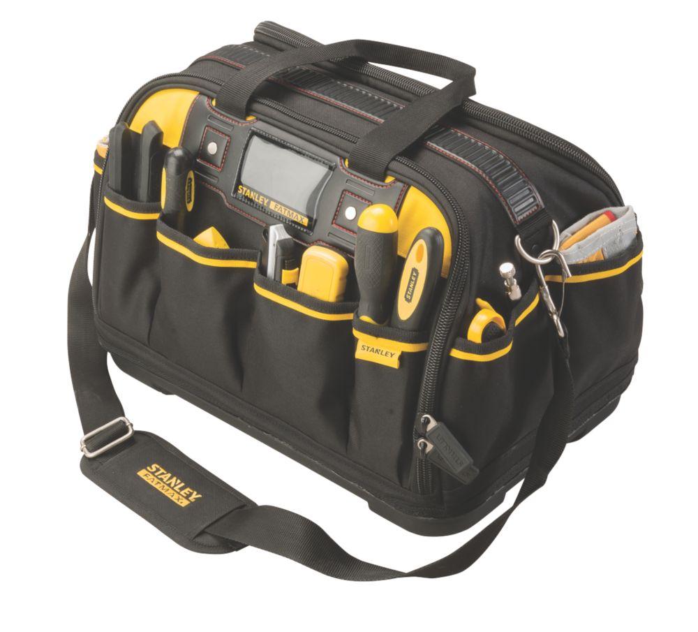 Image of Stanley FatMax Dual Access Tool Bag