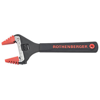 """Image of Rothenberger Adjustable Wide-Jaw Wrench 10"""""""