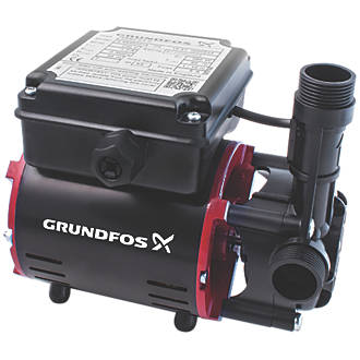 Image of Grundfos 98950218 Regenerative Shower Pump 2.0bar