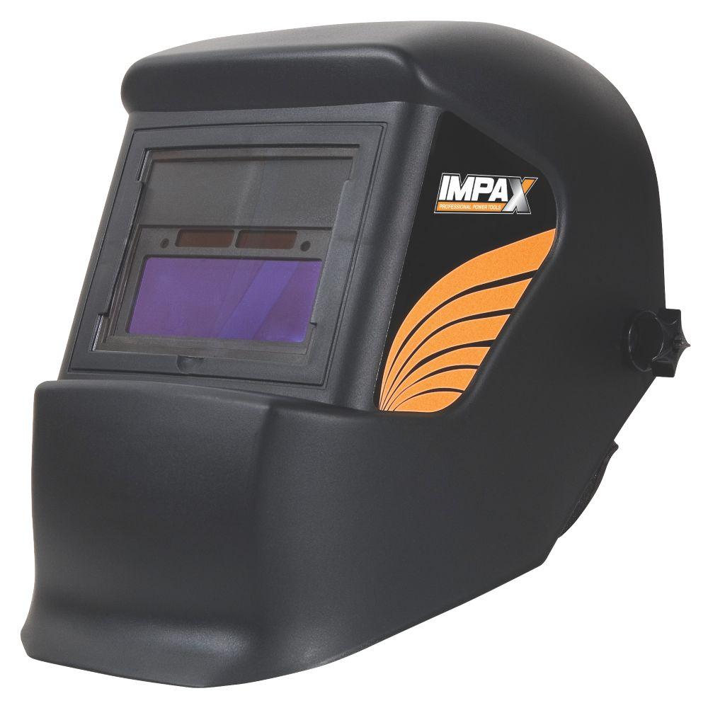 Image of Impax Automatic Welding Helmet Black