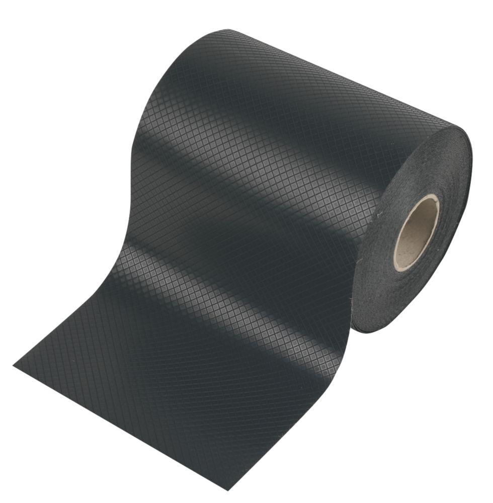 Image of Capital Valley Plastics Ltd Damp-Proof Course Black 225mm x 30m