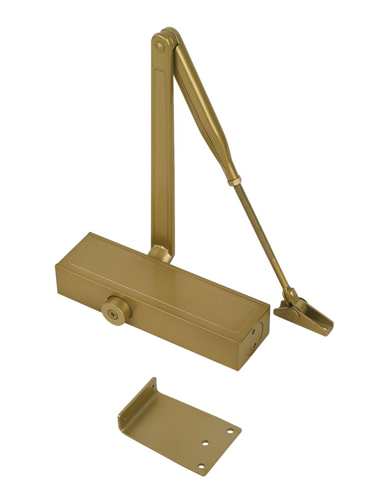 Image of Briton 1110GES Overhead Door Closer Gold