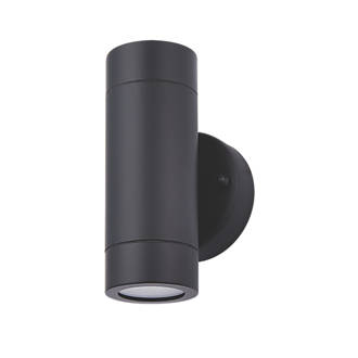 Lap bronx outdoor up down wall light black outdoor wall lights lap bronx outdoor up down wall light black outdoor wall lights screwfix aloadofball Choice Image