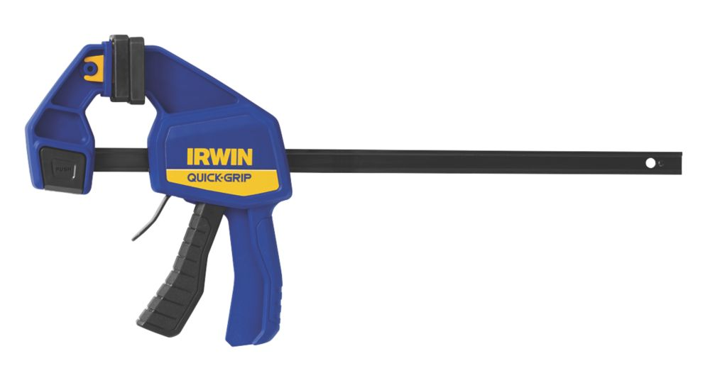 "Image of Irwin Quick-Grip 12"" Quick-Change Bar Clamps"
