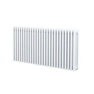 Image of Acova 4-Column Horizontal Radiator 300 x 628mm White