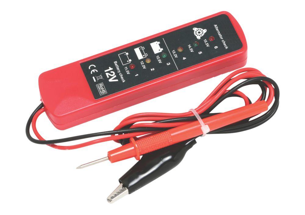 Image of Hilka Pro-Craft Battery & Alternator Tester