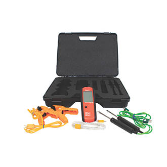 Image of Hayes UK H & V Digital Differential Thermometer Kit